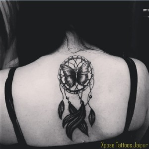 Dreamcatcher Tattoo Tattoo Shop In Jaipur  Xpose Tattoos Jaipur