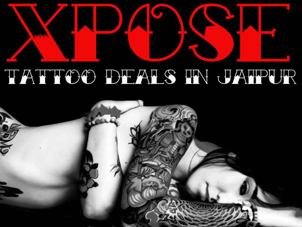 Tattoo deals in Jaipur