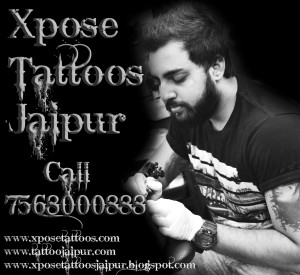Xpose-Tattoo-Studio-in-Jaipur-India