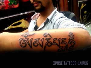 MANI-MANTRA-TATTOO-BY-XPOSE-Jaipur-Rajasthan-India