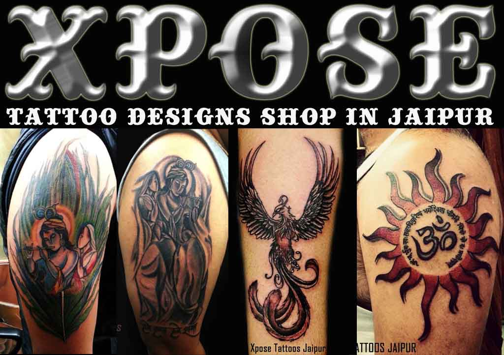Tattoo designs shop in Jaipur