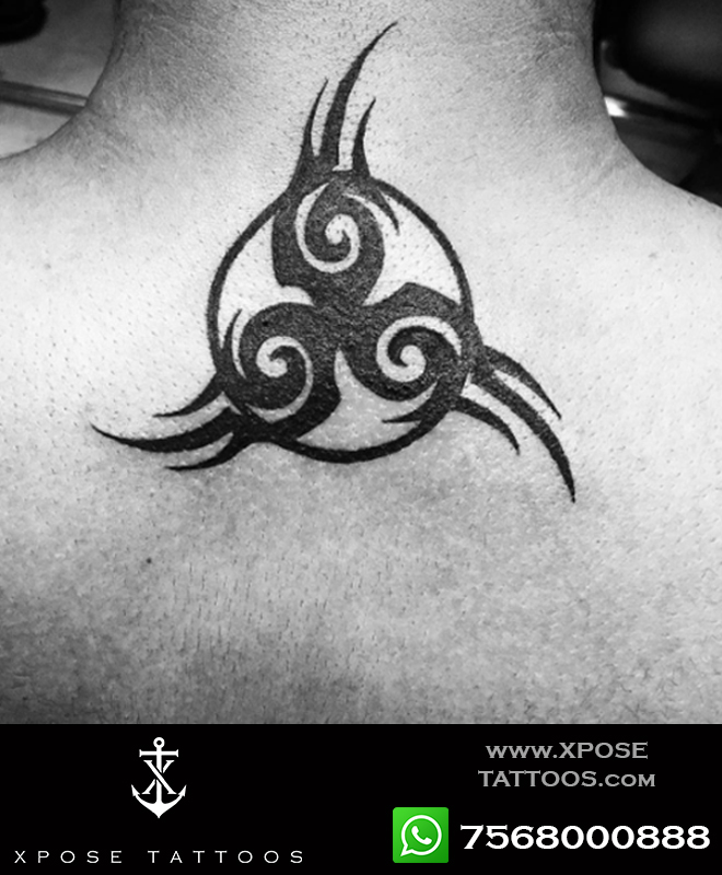 bdsm emblem tattoo by xpose tattoos jaipur